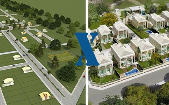 Comprar um lote ou o terreno em um condomínio? Para decidir, é preciso entender os conceitos. Apesar de parecidos quando tratam de terreno, eles são distintos.